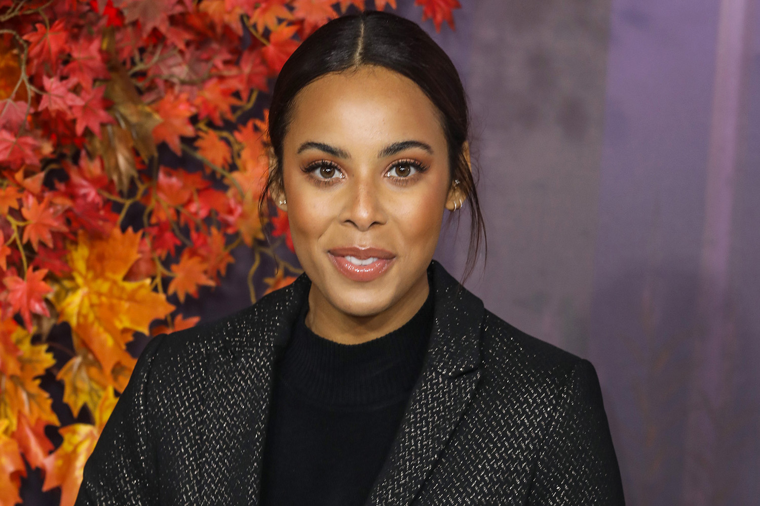 Rochelle Humes says unborn son is 'spitting image' of daughter after 4D scan