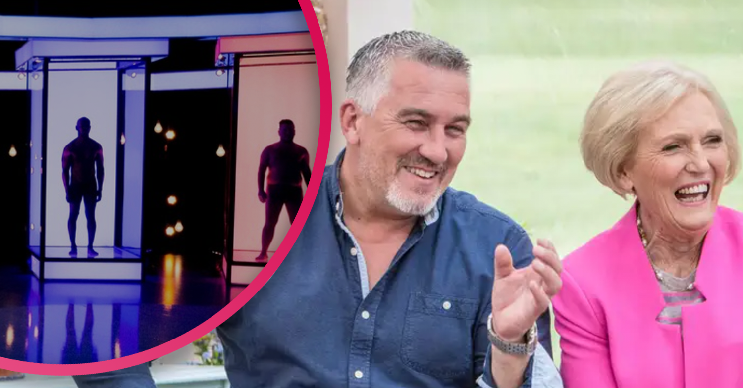 Naked Attraction and Great British Bake Off mash-up clip has viewers in hysterics