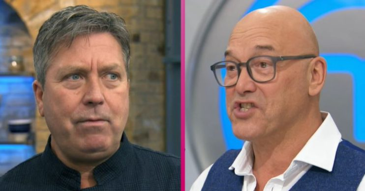 Celebrity MasterChef John and Gregg