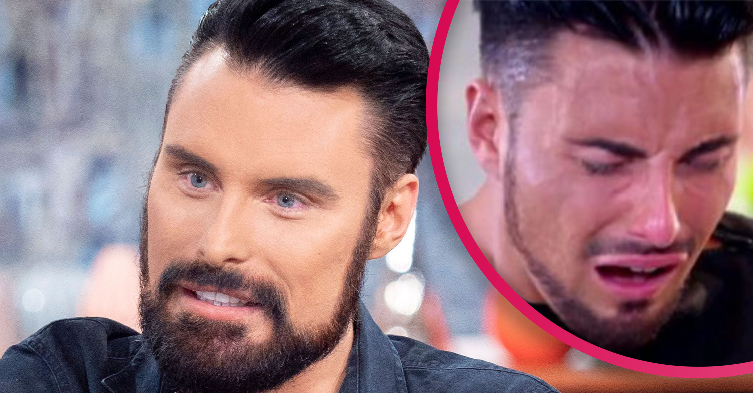 Rylan Clark-Neal admits he's 'falling apart' as beauty salons remain closed following lockdown
