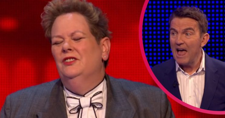 The Chase, Anne Hegerty and Bradley Walsh