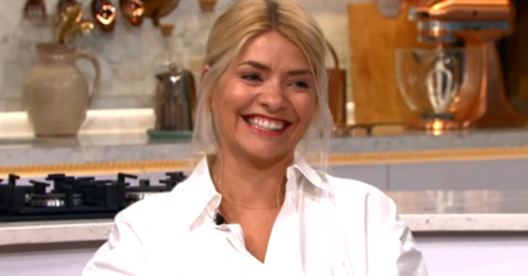 Holly Willoughby This Morning ITV