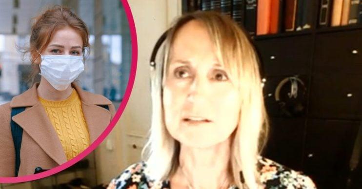 Carol McGiffin Loose Women Face Masks Credit: ITV/Pexels