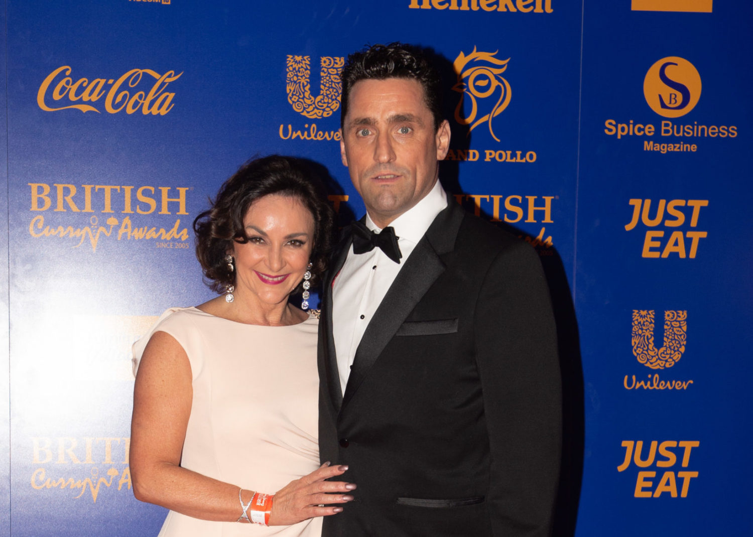 Shirley Ballas reveals boyfriend Danny Taylor is in hospital just days after breaking her ankle