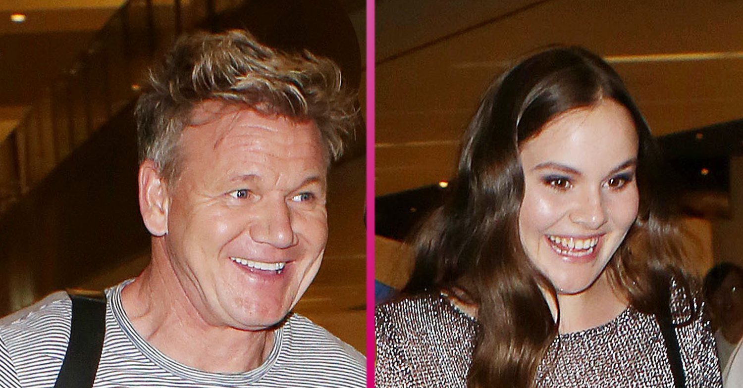 Gordon Ramsay gushes over daughter Holly in stunning modelling snaps