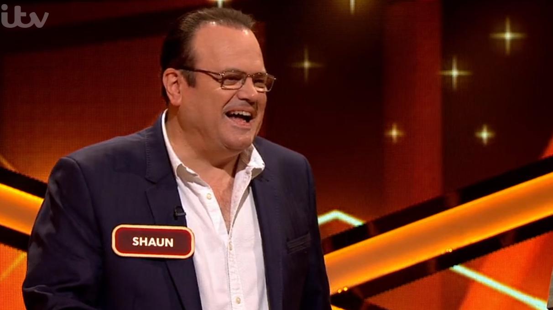 Shaun Williamson on Britain's Brightest Family