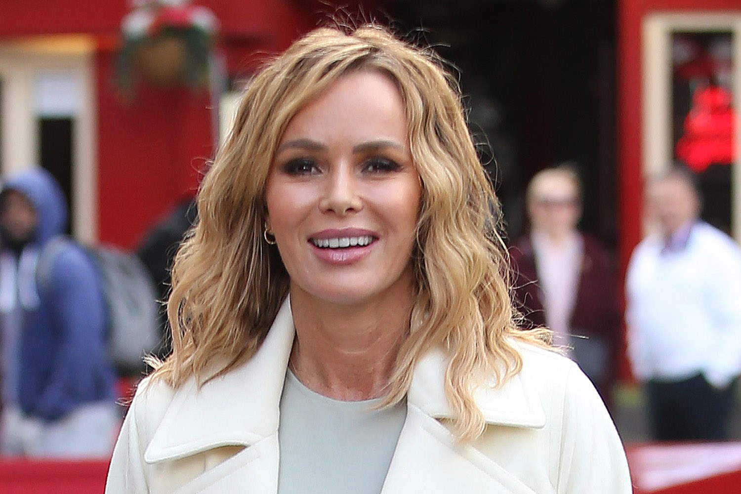 Amanda Holden fans brand her and husband 'couple goals' as they celebrate special occasion