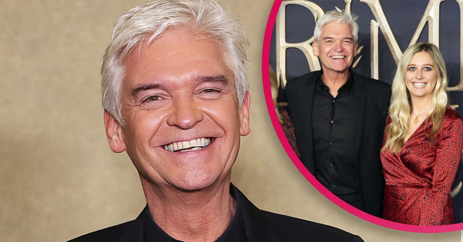 Phillip Schofield's daughter Molly shows off new look ahead of birthday weekend
