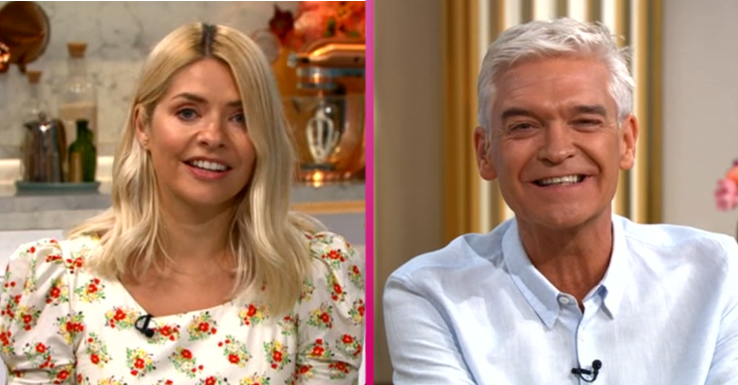 This Morning's Holly Willoughby and Phillip Schofield say goodbye for the summer