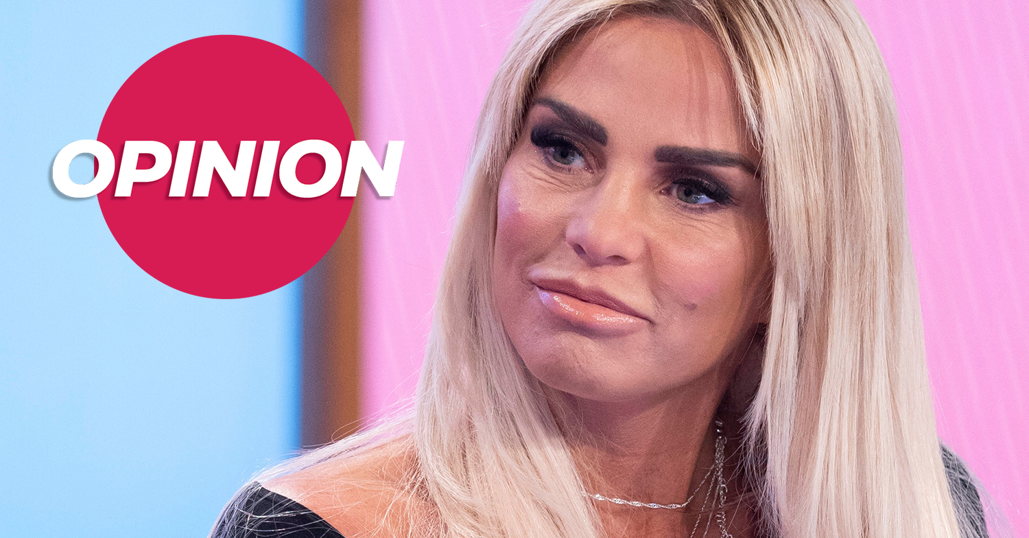 OPINION: 'It's time everyone gave Katie Price a break'