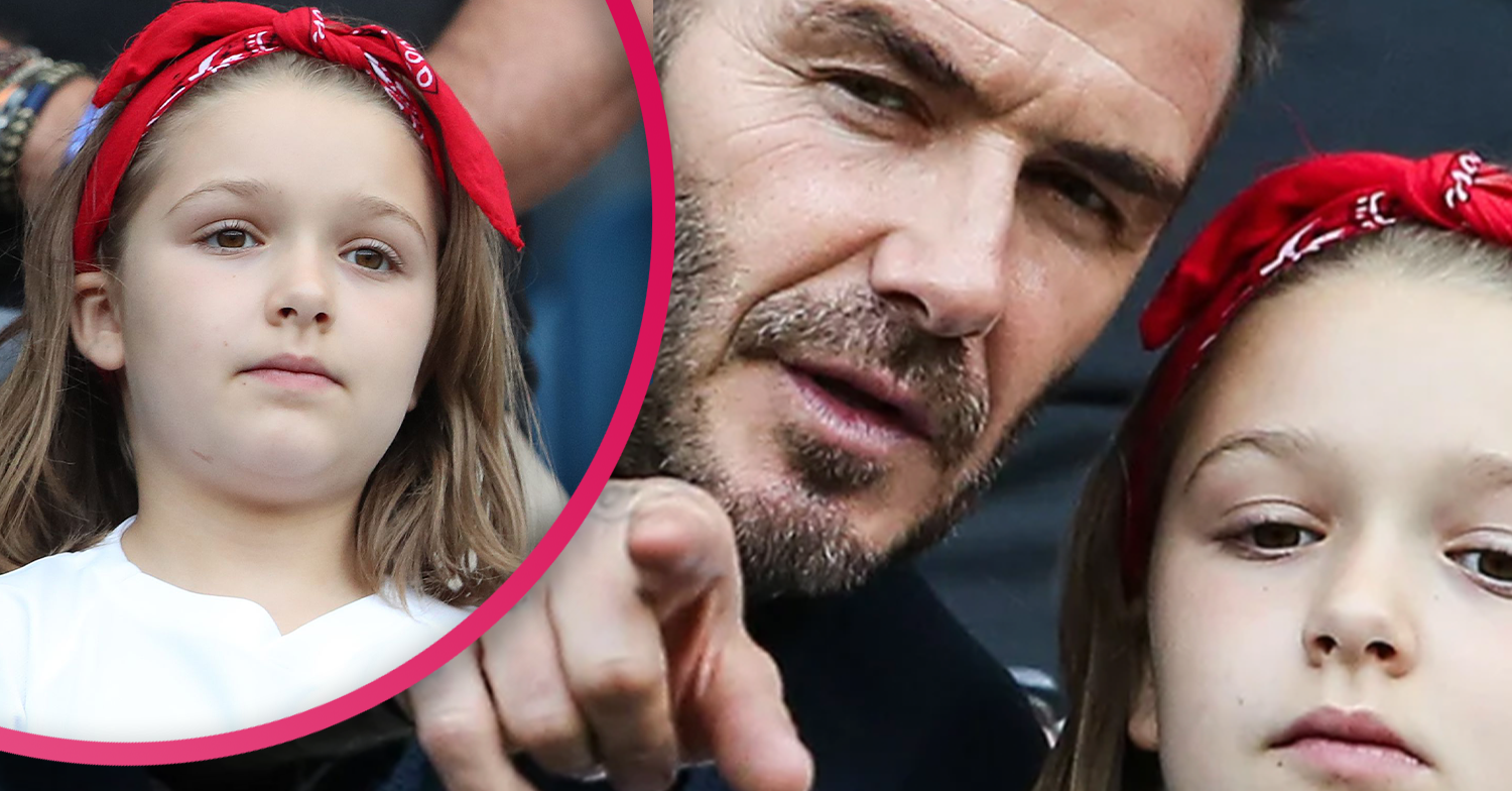Harper Beckham: David and Victoria lead sweet family tributes to daughter on her 9th birthday