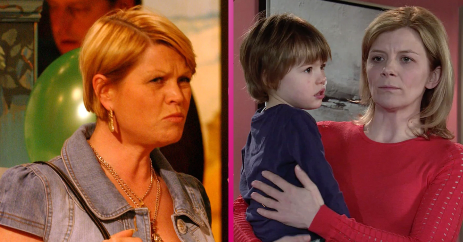 Coronation Street fans want Janice Battersby to return as Leanne deals with Oliver's illness