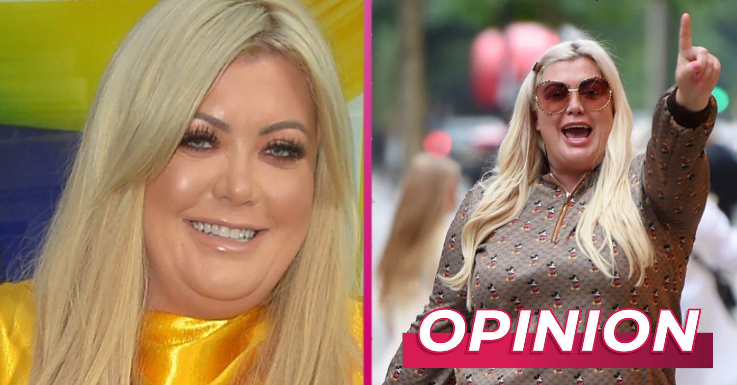 OPINION: 'Gemma Collins is just the type of celeb we need right now'