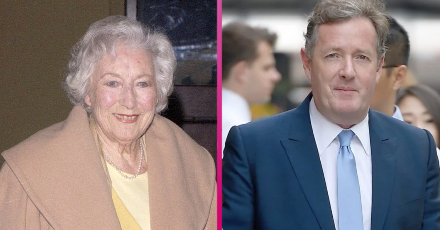 Piers Morgan pays tribute to Dame Vera Lynn on the day of her funeral
