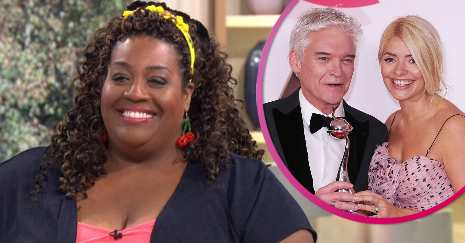 Alison Hammond thanks Phillip Schofield and Holly Willoughby as they head off on two-month break