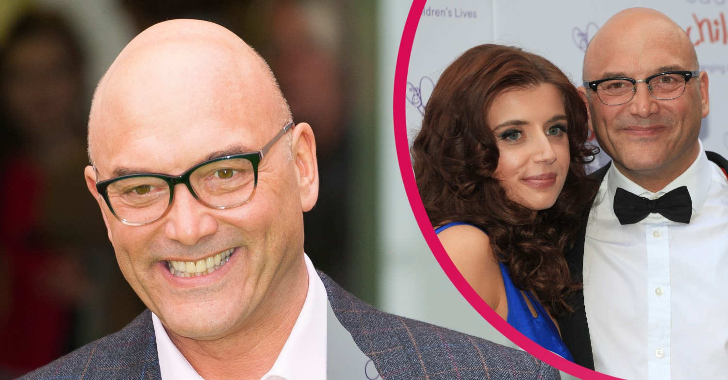 Gregg Wallace's family praised as he shares perfect picture on walk with Anna and Sid