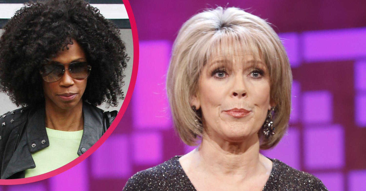 Ruth Langsford receives warning from Trisha Goddard over dog walking video