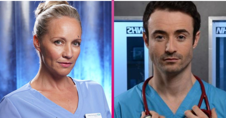Holby City Joe McFadden return