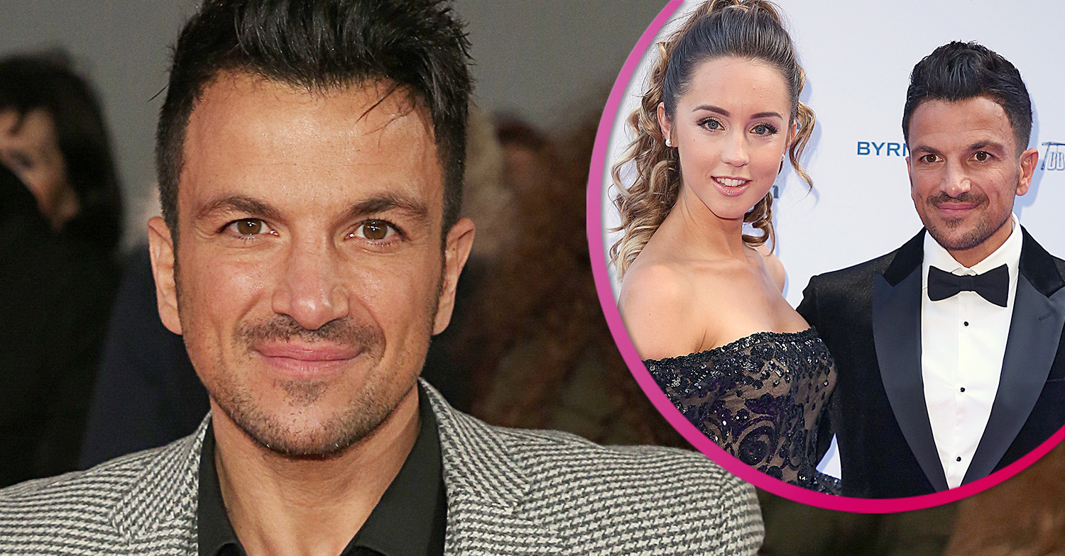 Peter Andre pays moving tribute to wife Emily on fifth wedding anniversary