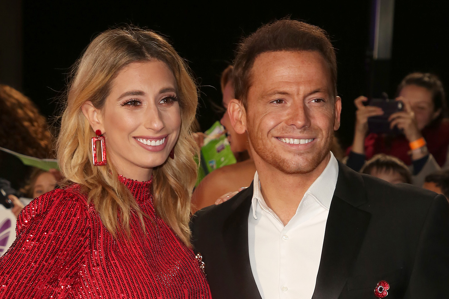 Joe Swash reveals he's bought son Rex a DOG BED to nap in