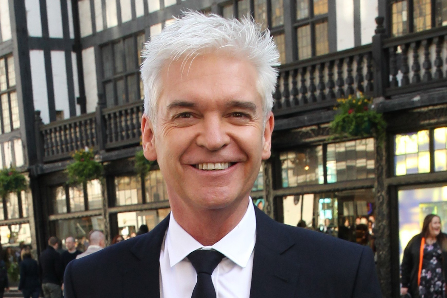 Phillip Schofield enjoys first day of summer break after finishing This Morning