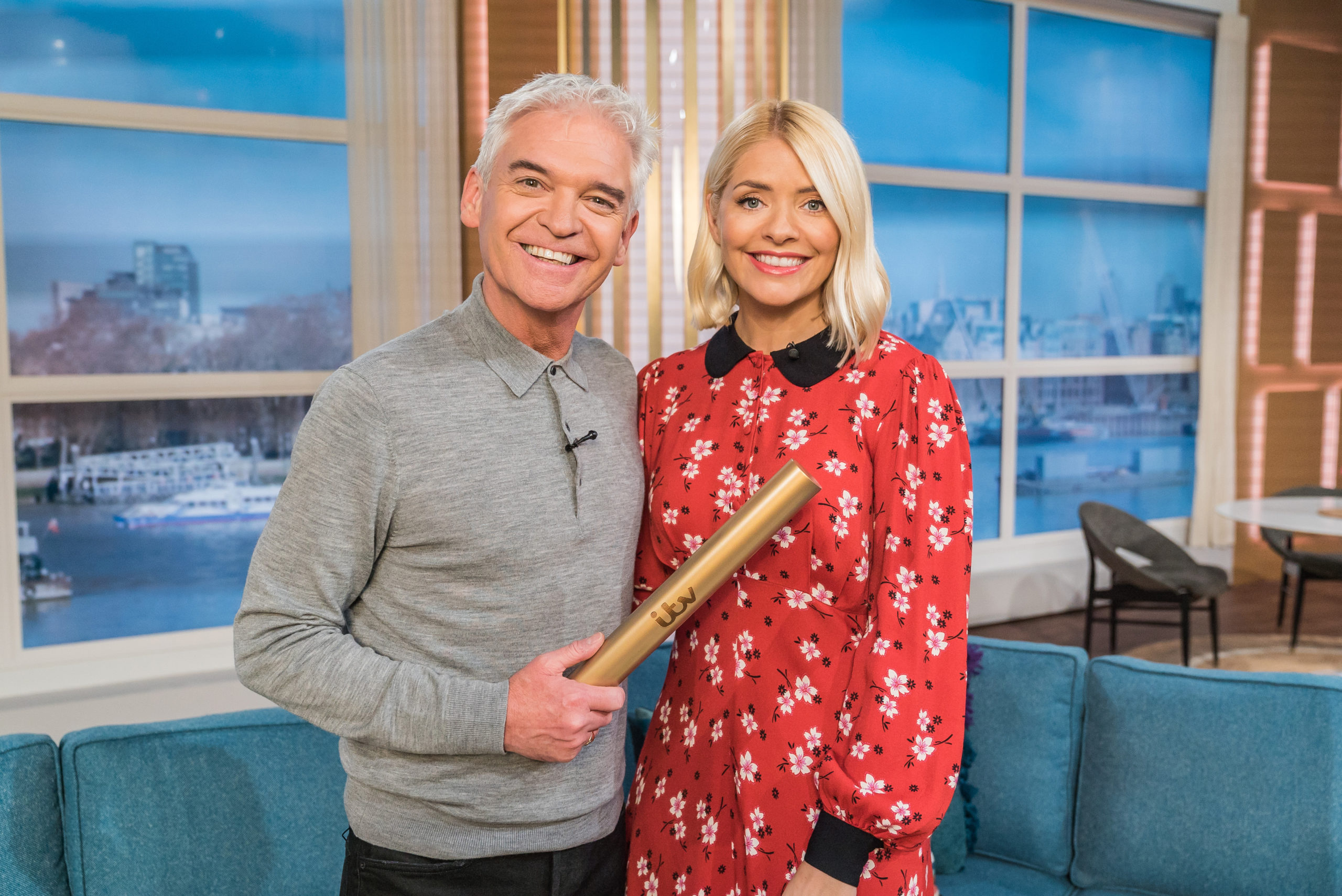 holly and phil this morning itv