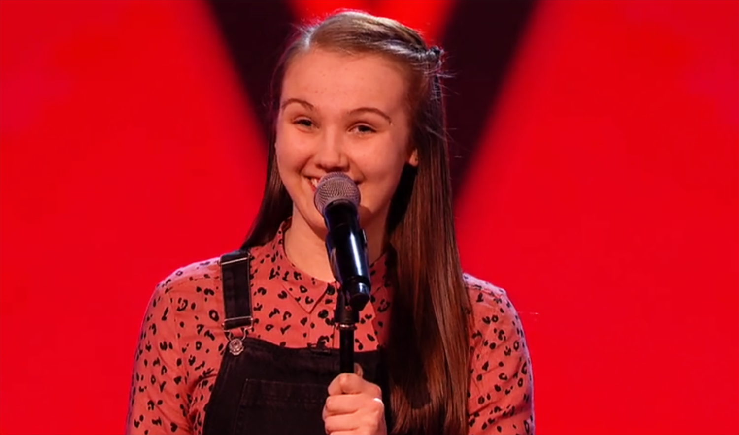 The Voice Kids viewers in bits over blind teen's incredible performance