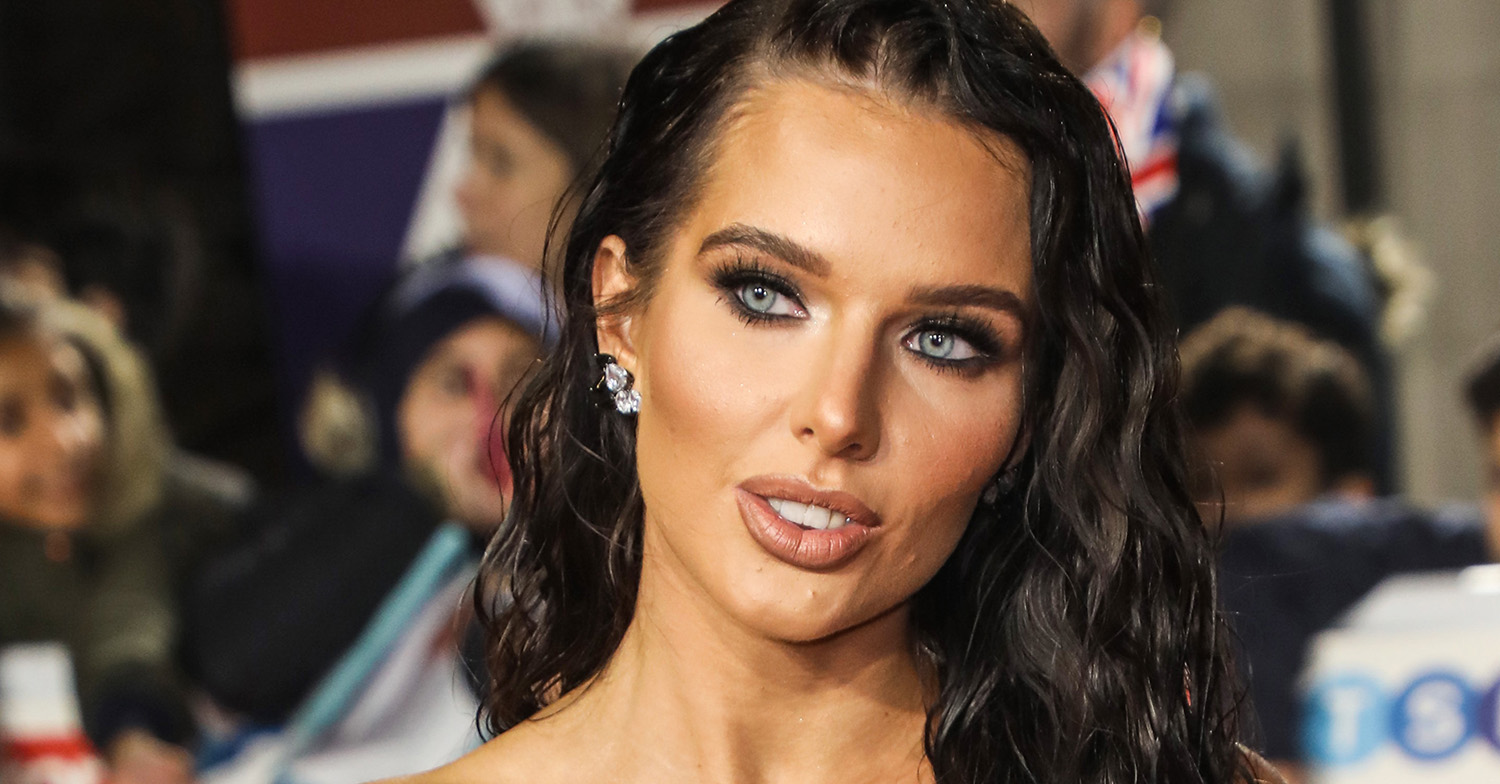 Helen Flanagan Shares Hilarious New Look Entertainment Daily