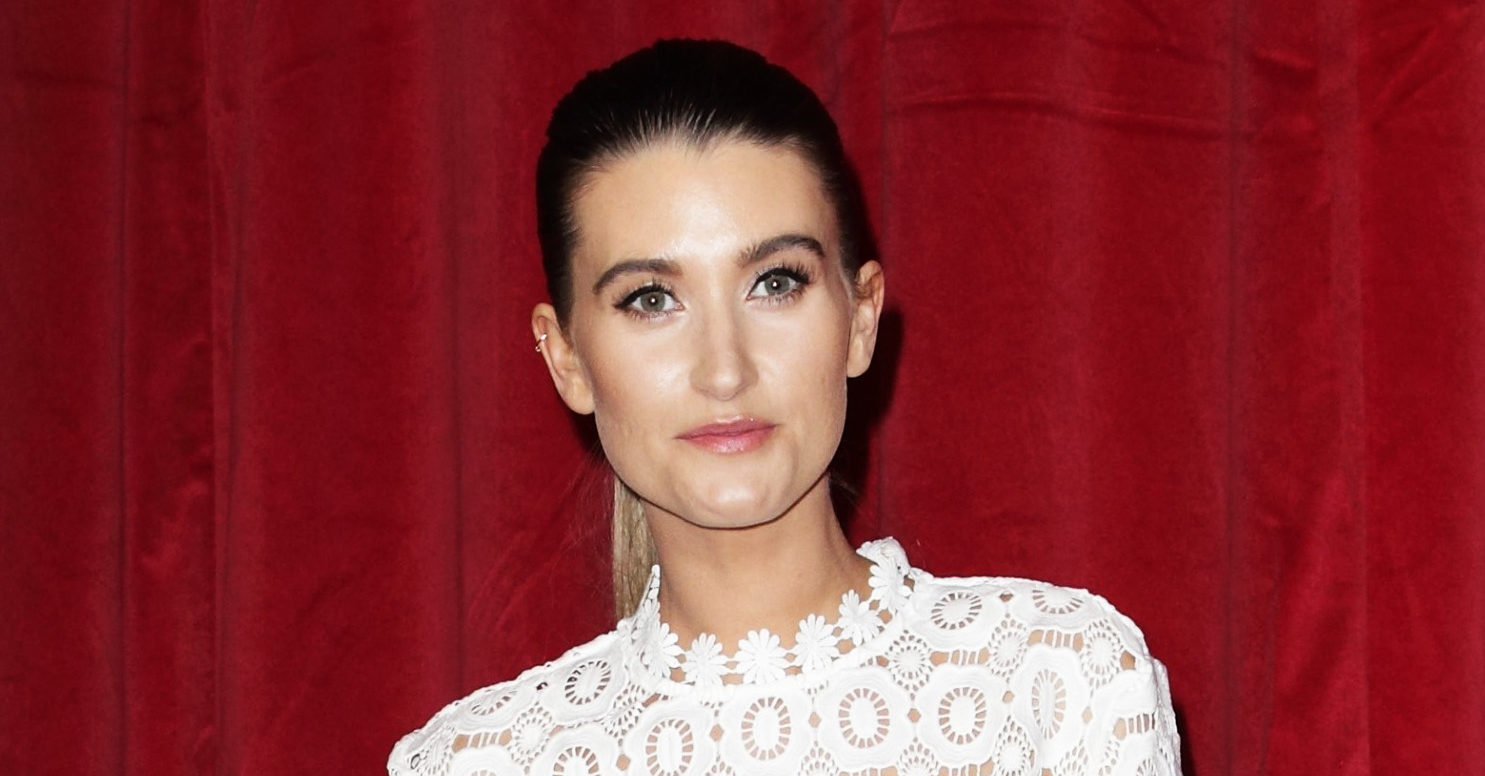 Emmerdale's Charley Webb shares first glimpse of son Ace's 1st birthday preparations