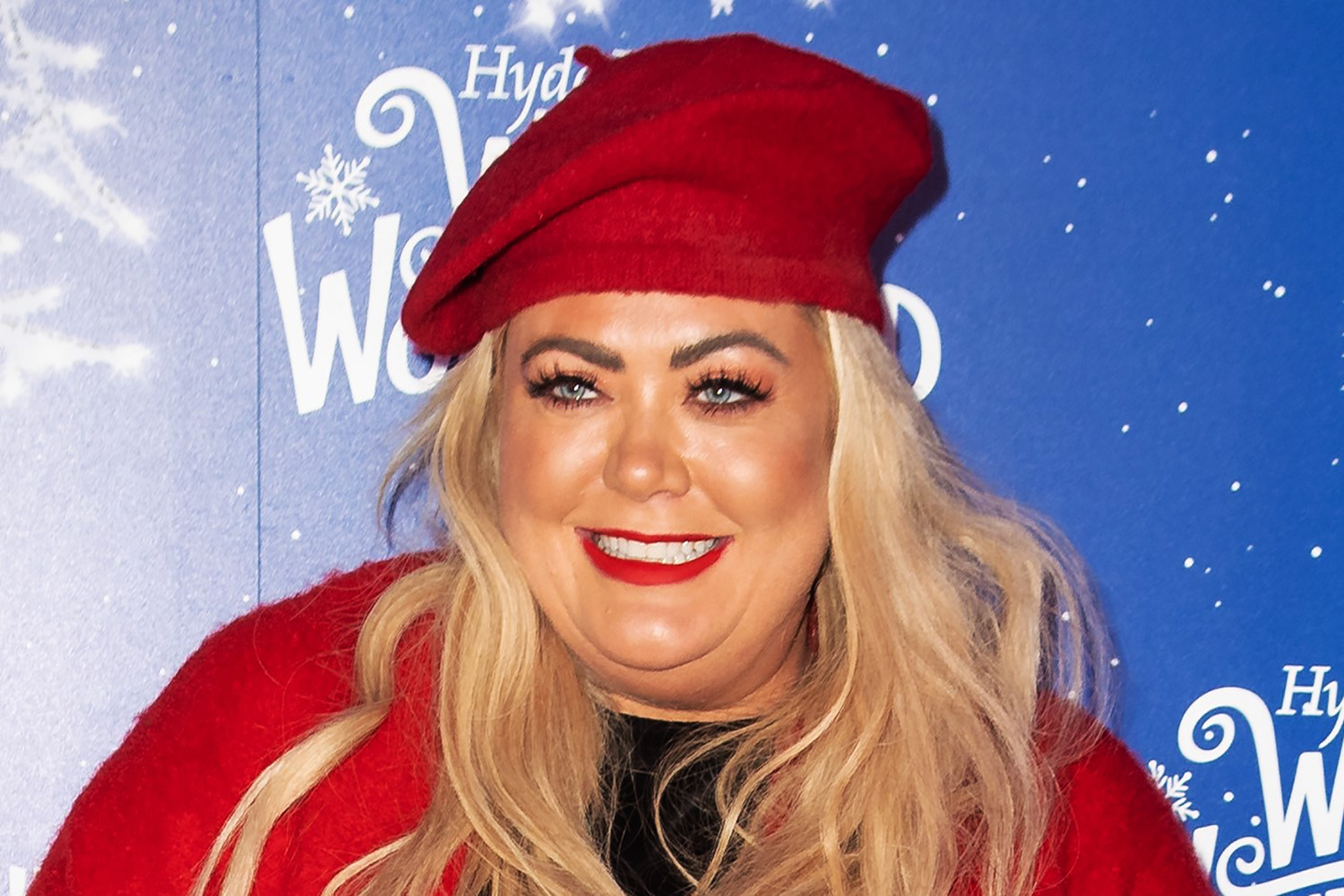 Gemma Collins stuns in gym wear as she works out abroad