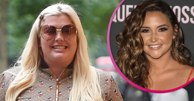 Gemma Collins and Jacqueline Jossa