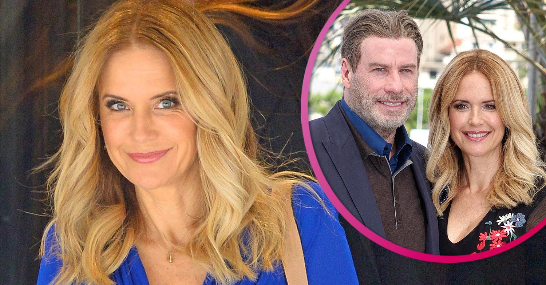 Celebrity tributes pour in as John Travolta's wife Kelly Preston dies aged 57