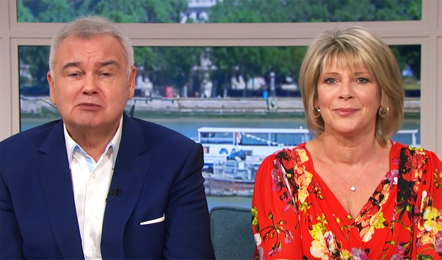 This Morning viewers have very mixed reaction as Eamonn Holmes and Ruth Langsford host