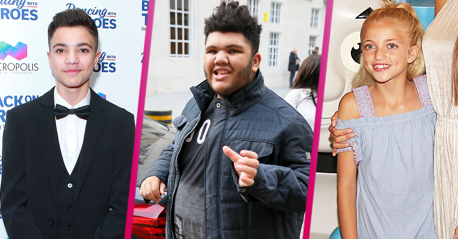 Harvey Price remains in hospital as siblings Junior and Princess show their support