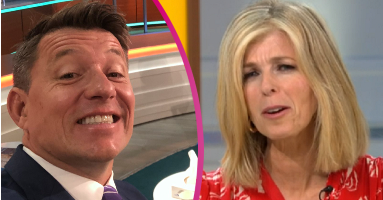 Kate Garraway supported by Ben Shephard and co-stars as she returns to work on GMB