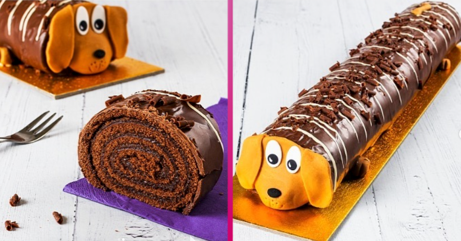Asda launches Sid the Sausage Dog cake and Colin the Caterpillar fans aren't happy