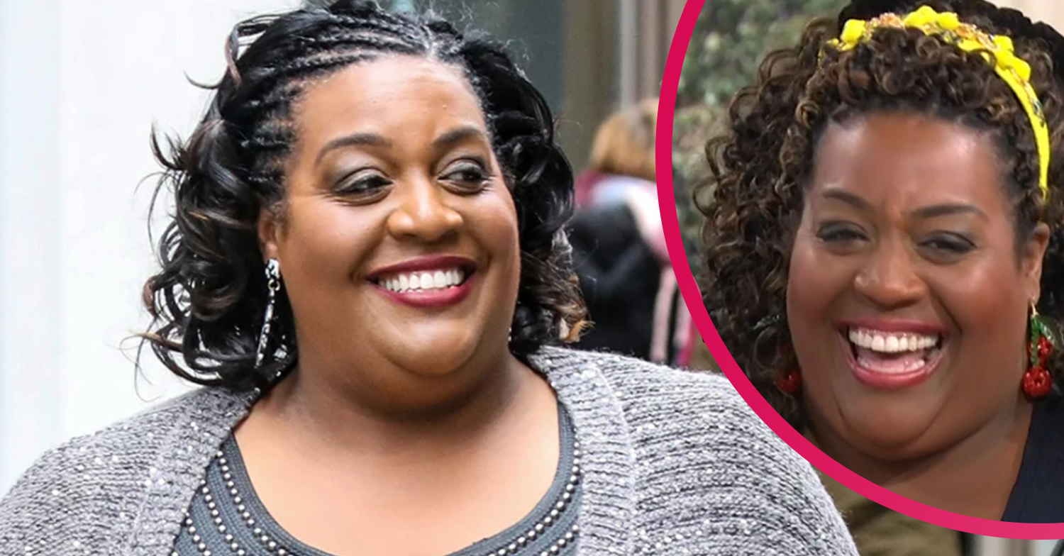Alison Hammond shares adorable throwback photo aged just three