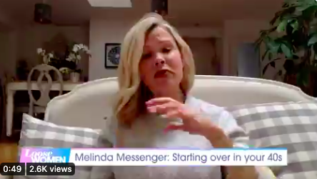 melinda messenger 2020