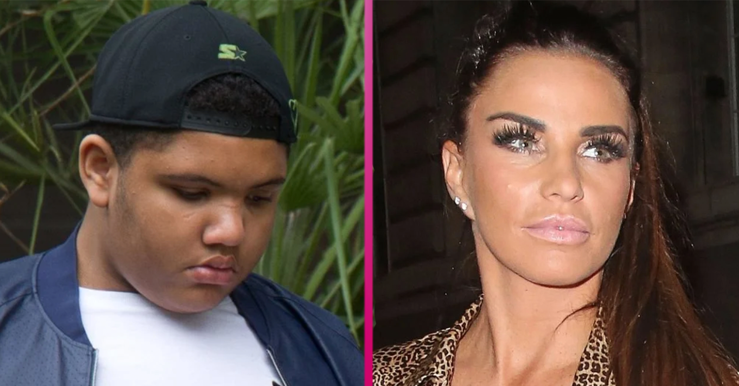 Katie Price thanks fans for support as son Harvey is 'tested for coronavirus'