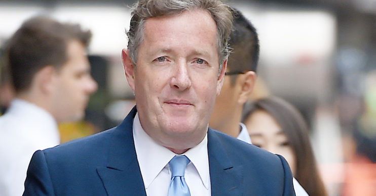 Piers Morgan SplashNews