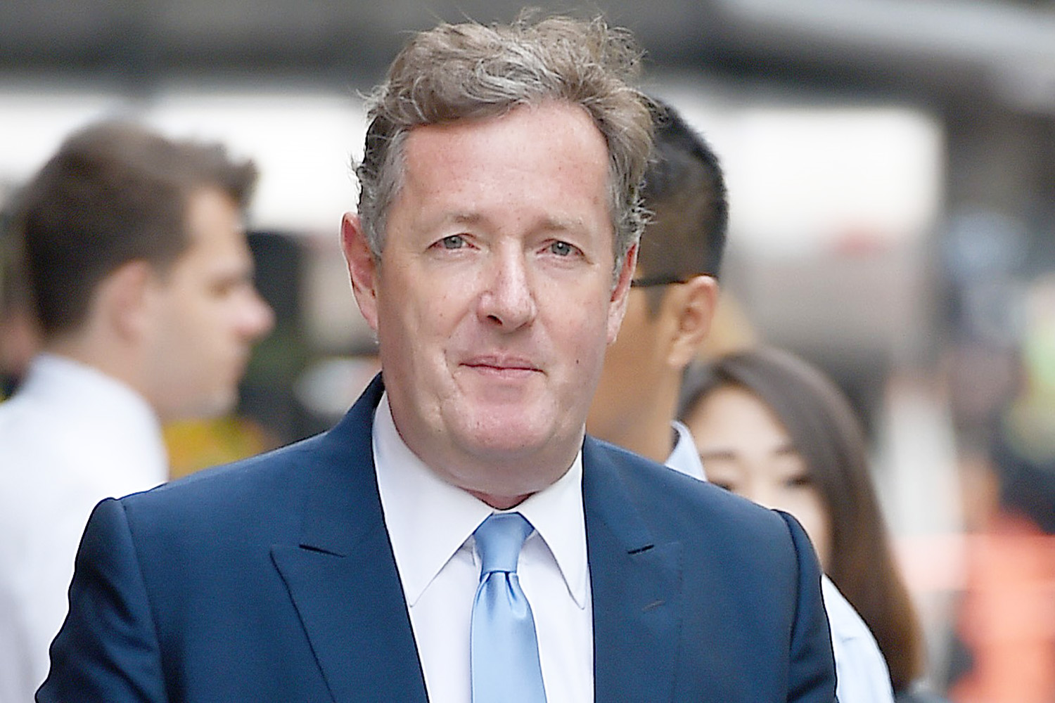 Piers Morgan fans go wild as he shares photo of his 'handsome' brother