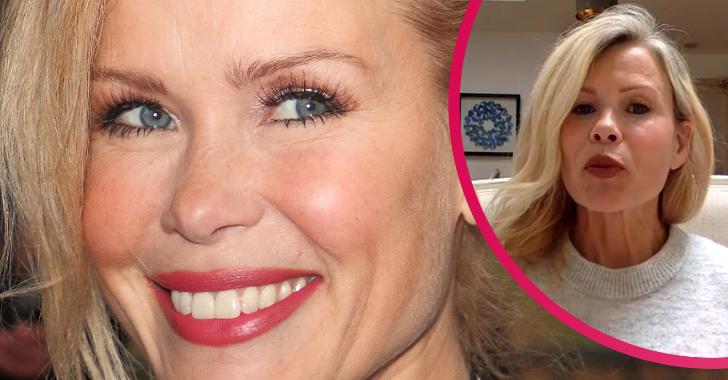 Loose Women viewers divided over Melinda Messenger's appearance