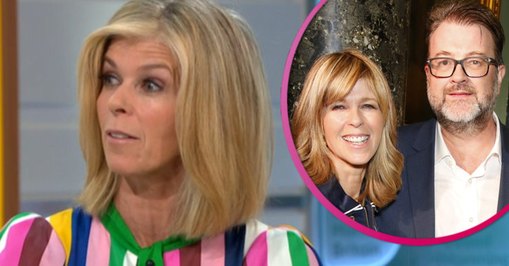 Kate Garraway and Derek Draper