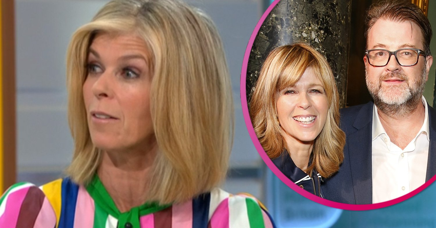 Kate Garraway reveals she might be able to visit husband Derek Draper in hospital