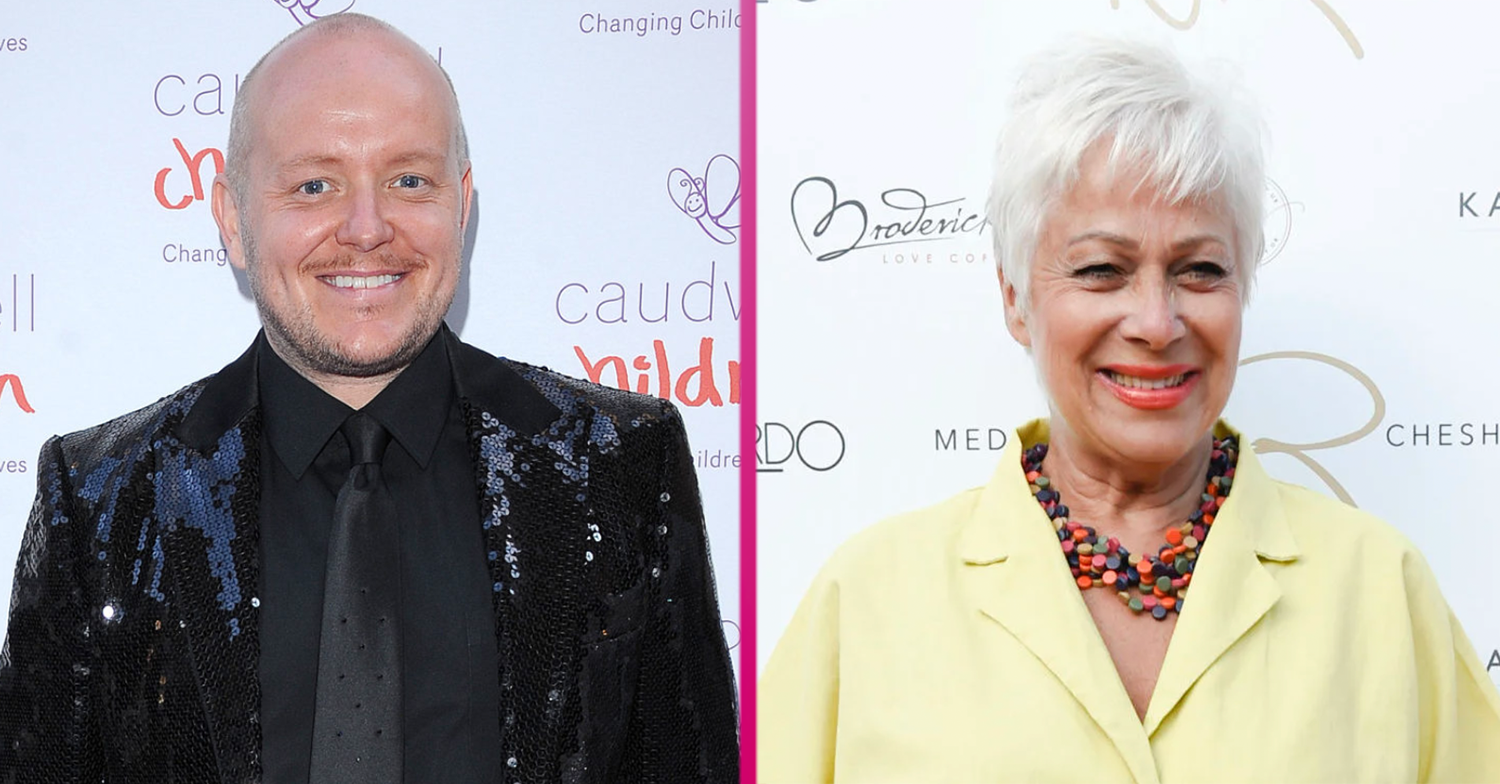 Denise Welch shared 'mortifying' video with husband Lincoln Townley to mark wedding anniversary