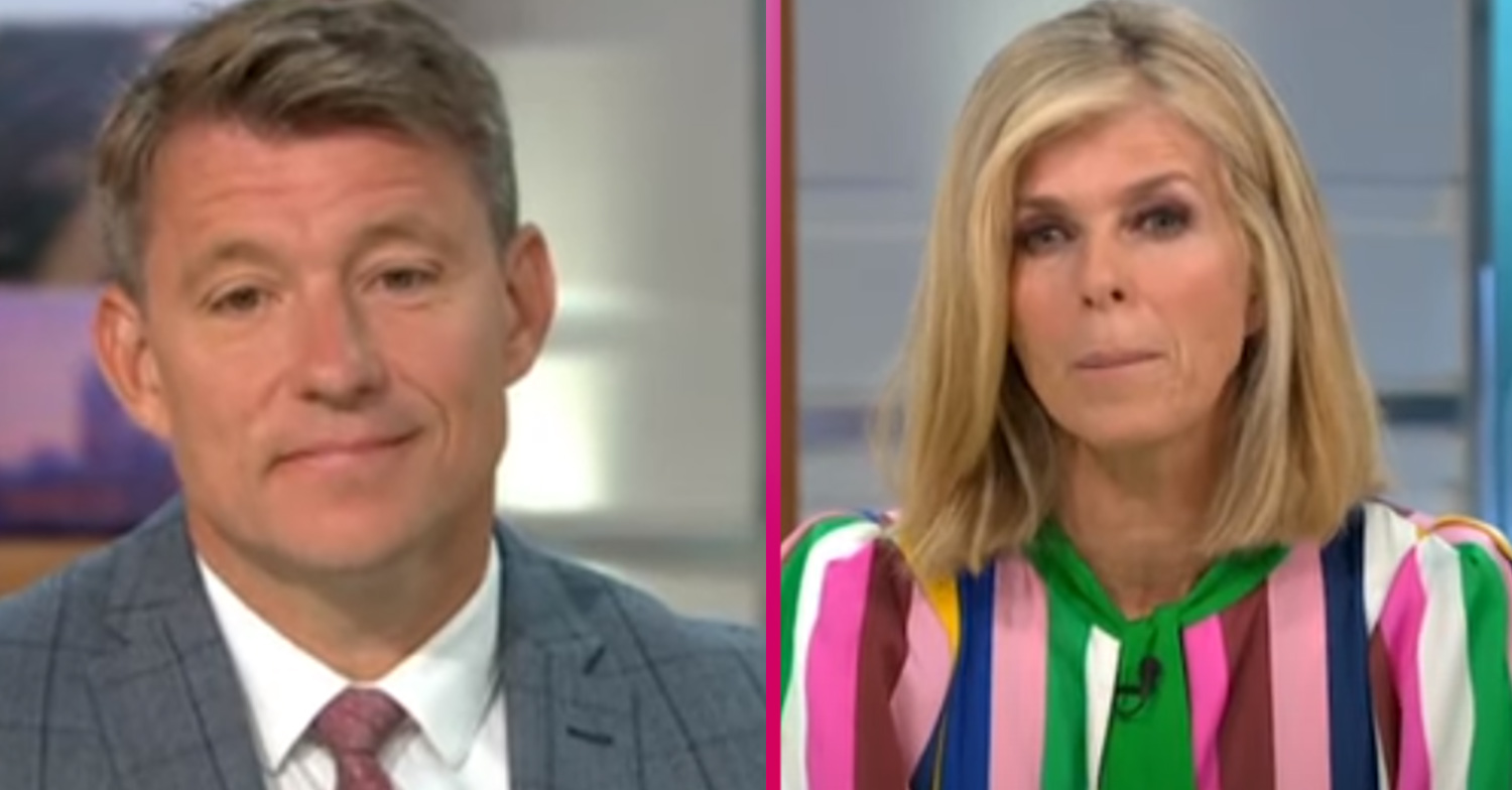 Ben Shephard confirms who he'll host GMB with tomorrow as Kate Garraway is replaced