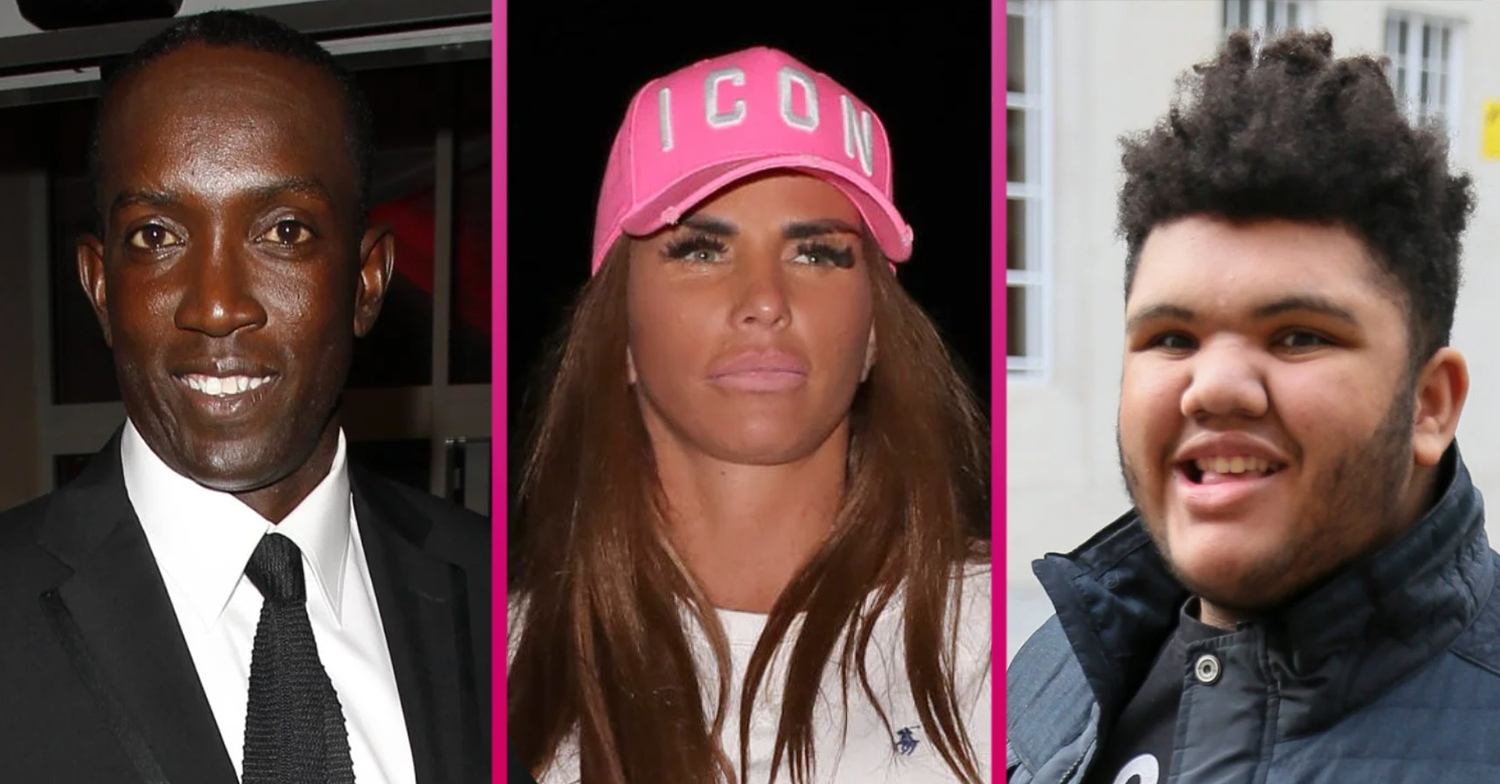 Katie Price 'furious' as Dwight Yorke fails to check up on son Harvey