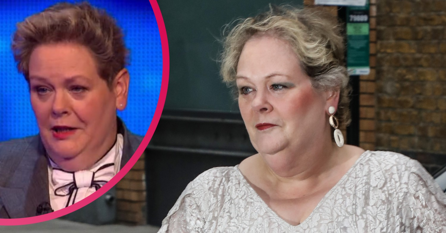 Anne Hegerty discusses filming new episodes of The Chase as viewers complain over repeats