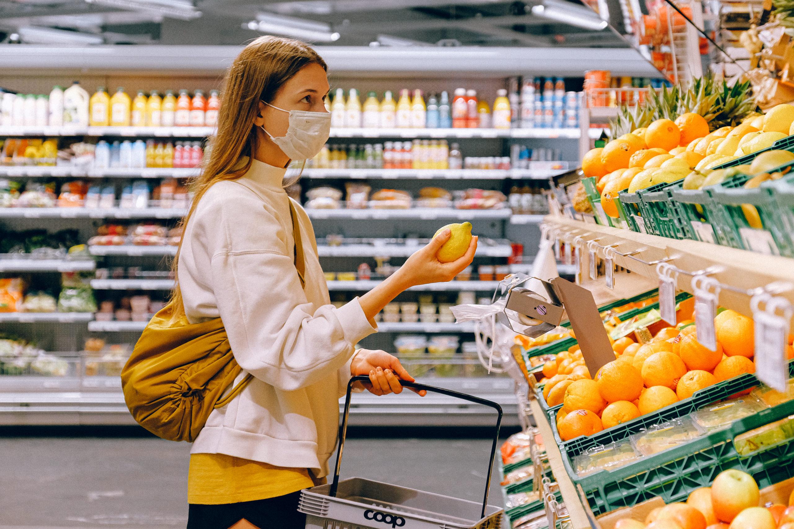 supermarket home delivery slot