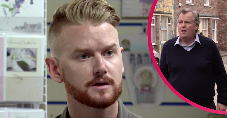 Coronation Street SPOILERS: Is Brian Gary's next victim?